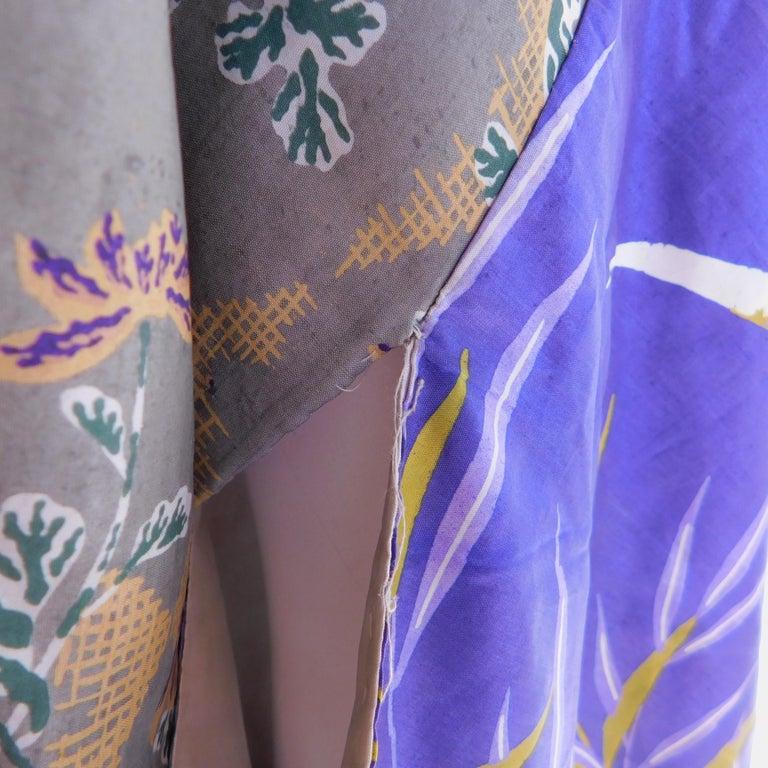 Taisho Period Japanese Juban Silk Kimono, circa 1920 For Sale 3