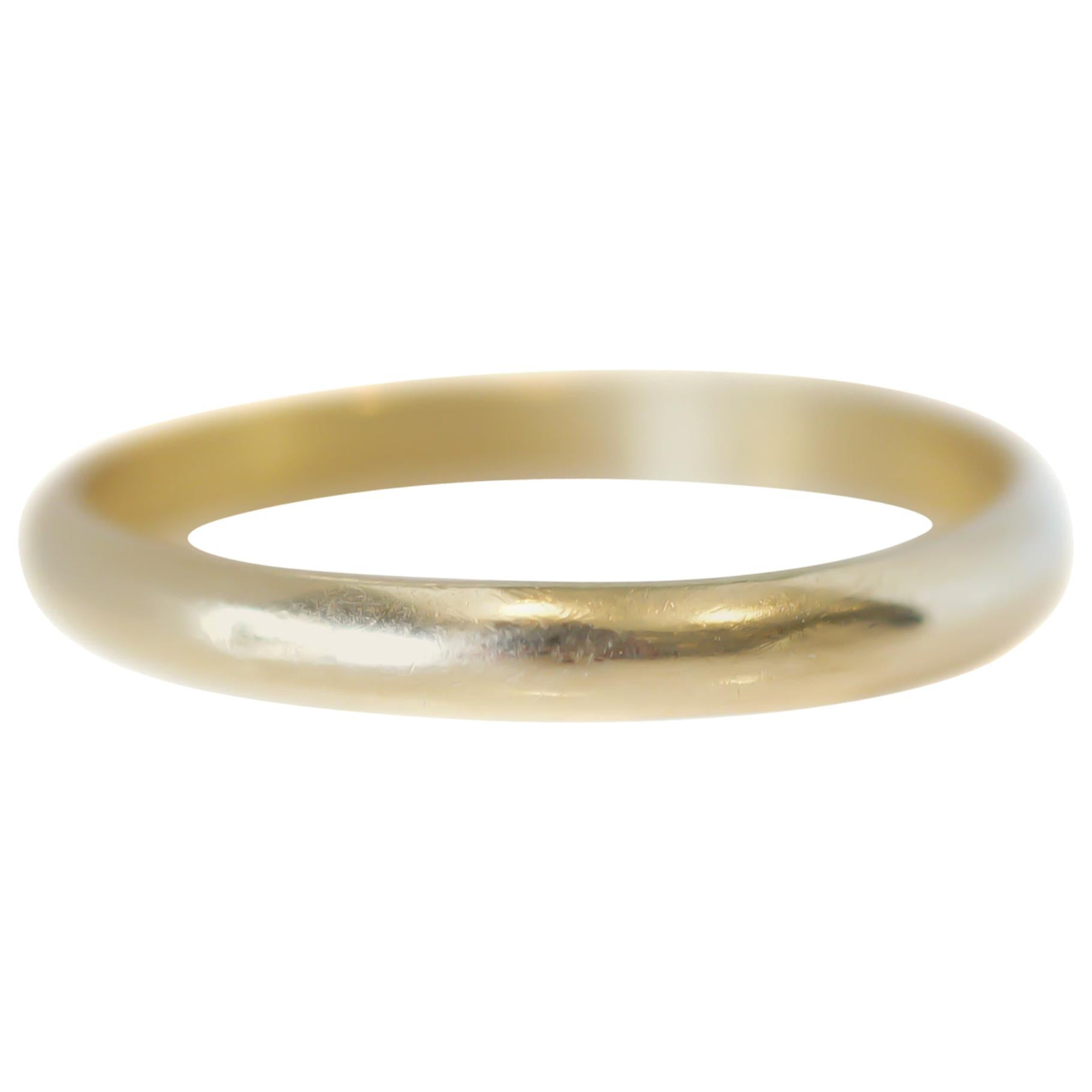 Antique Baby Ring Engraved Baby Band Baby Ring Etched Gold Baby Ring Art Deco Gold Band Art Deco Yellow Gold Band Gold Stacking Band