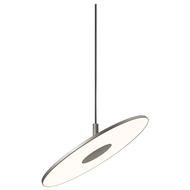Circa Pendant Light in Graphite by Pablo Designs For Sale