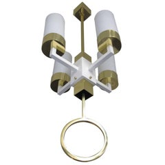 Circle Four-Light Chandelier
