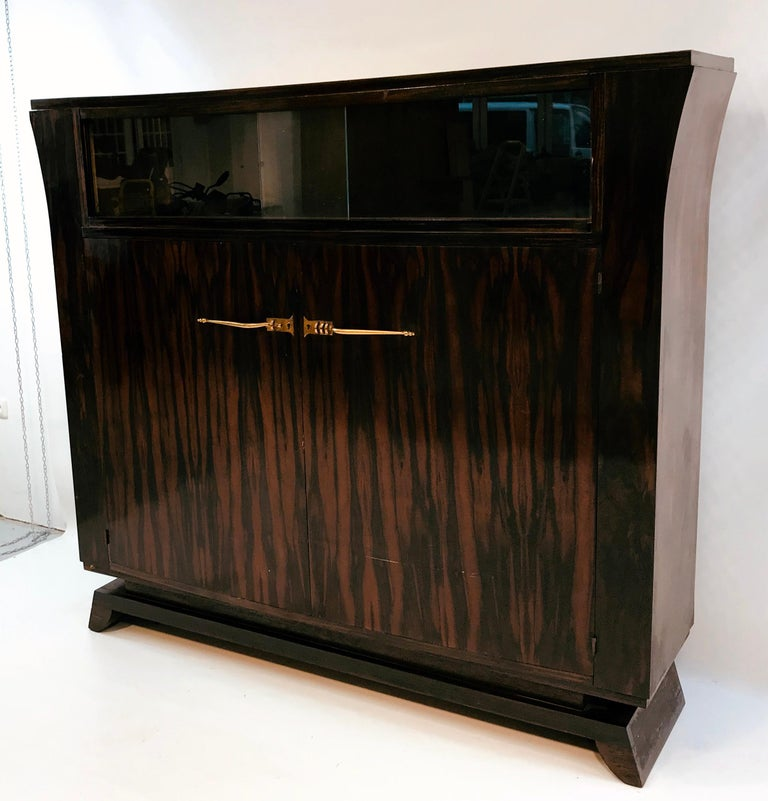 Other Circle of / Follower of Jacques-Emile Ruhlmann, Art Deco Sideboard, 1920s For Sale