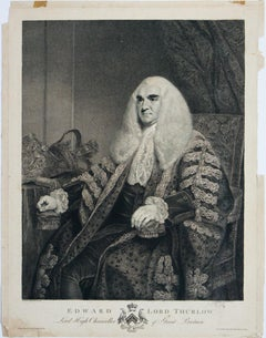 Edward Lord Thurlow, Lord High Chancellor of Great Britain