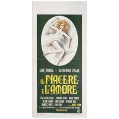 Circle of Love R1972 Italian Locandina Film Poster