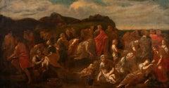 Jesus Feeding The 5000, 17th Century