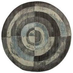 Circular Braque Rug