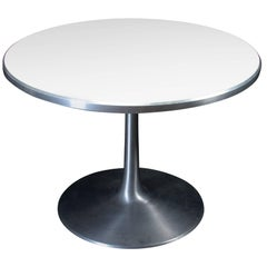 Circular Dining Table Poul Cadovius