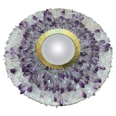 Circular Mirror in the Style of Missoni, 2010