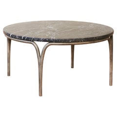 Cirrus Coffee Table with Marble Tabletop