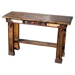 Cisco's Adirondack Twig Work Table