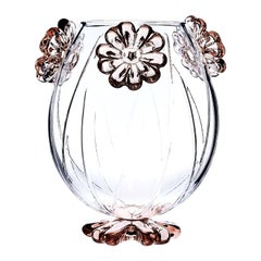 Cistus Round Flower Vase by Mario Cioni