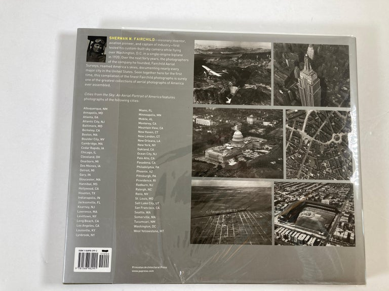 Cities from the Sky: An Aerial Portrait of America Hardcover Book 9
