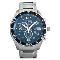 Citizen Eco-Drive Chronograph Watch AT2121-50L