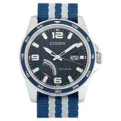 Citizen PRT Eco-Drive Watch AW7038-04L