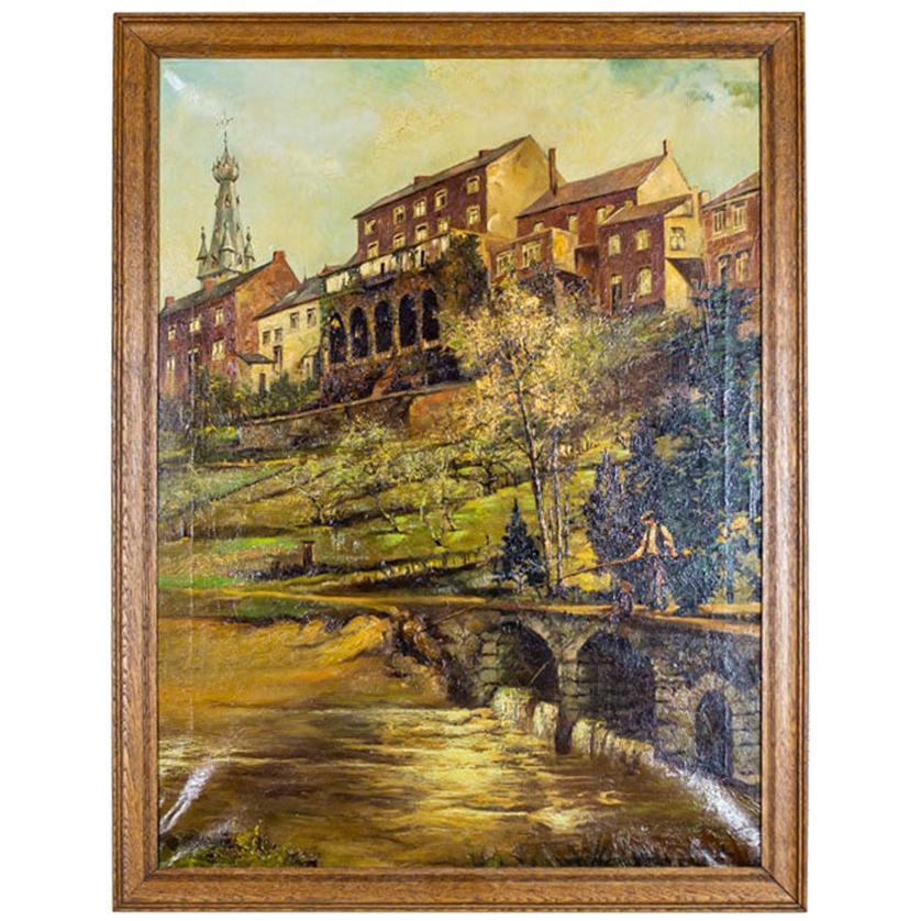 City Landscape, before circa 1939