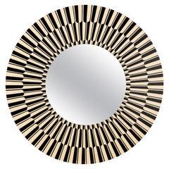 Citylights Mirror Monochrome by Matteo Cibic