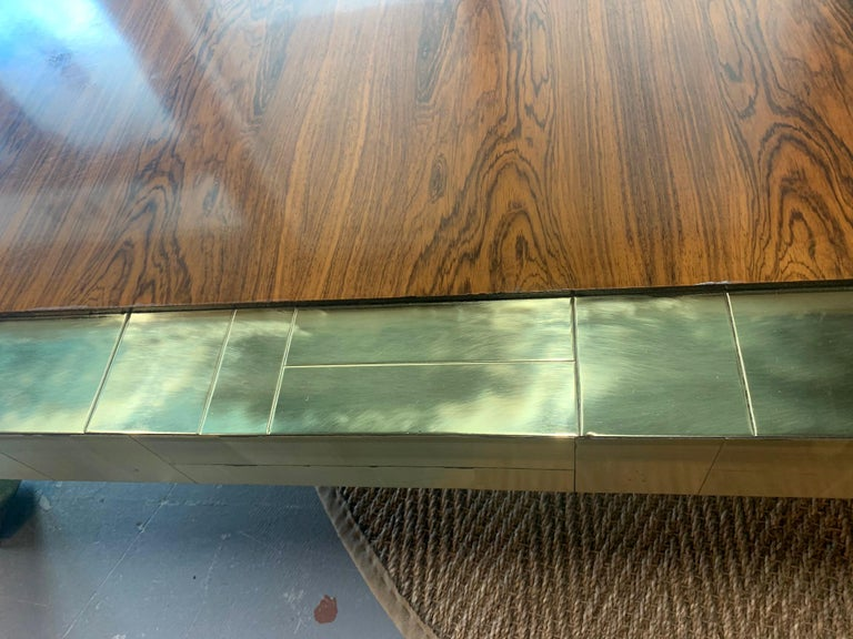 Cityscape Coffee Table Paul Evans for Directional For Sale 1