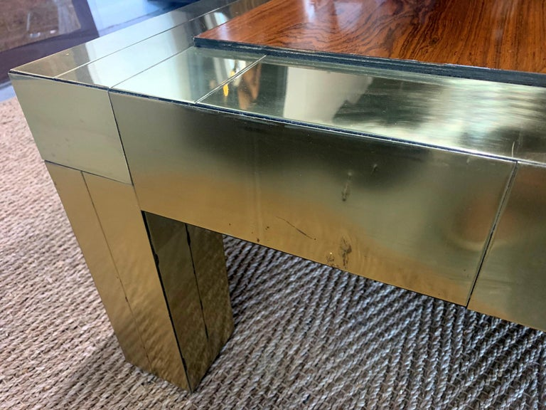Cityscape Coffee Table Paul Evans for Directional For Sale 2
