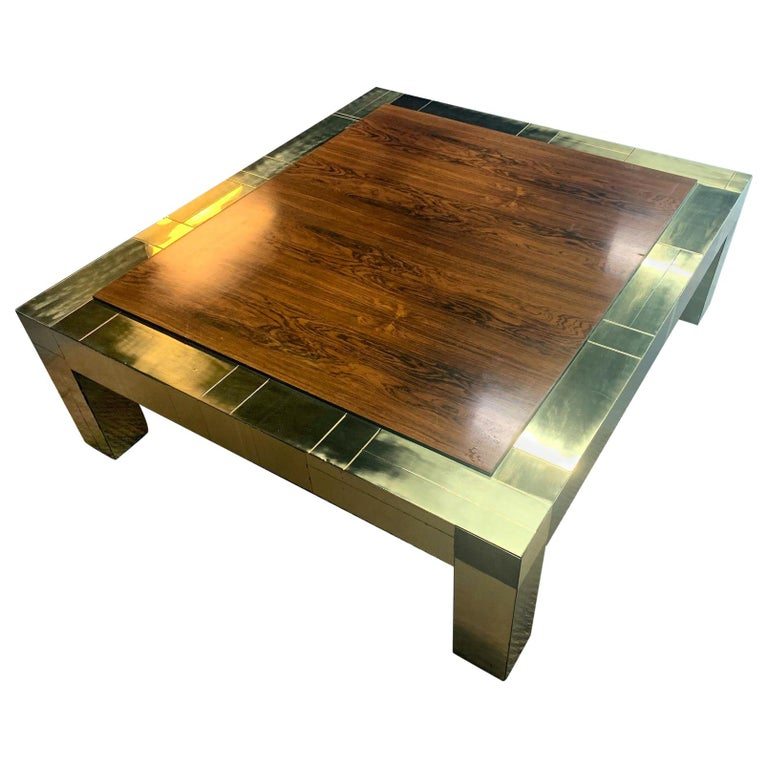 Cityscape Coffee Table Paul Evans for Directional For Sale