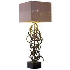 CL1932 Bronze Table Lamp