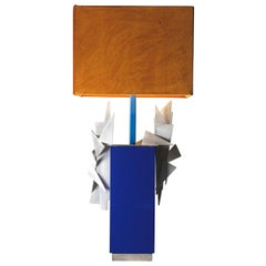 CL2075 Wooden Table Lamp