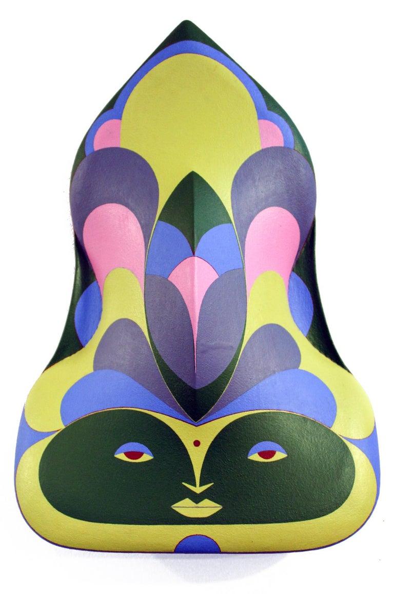 Claes Gabriel Abstract Sculpture - Forest Queen