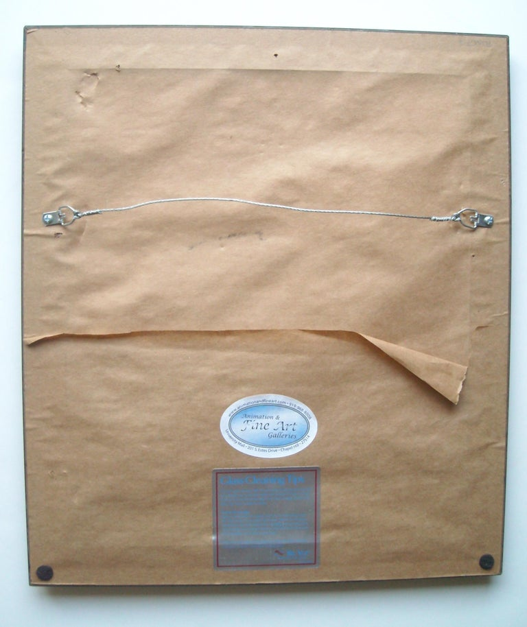 Claes Oldenburg Lithograph, Pop Art, Hot Water Bottle, Pencil, Numbered, Signed In Excellent Condition For Sale In Los Angeles, CA