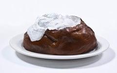 Claes Oldenburg, Baked Potato, cast resin, acrylic, china dish, initialed, 1966