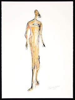 Figure Drawing No. 7