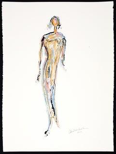 Figure Drawing No. 9