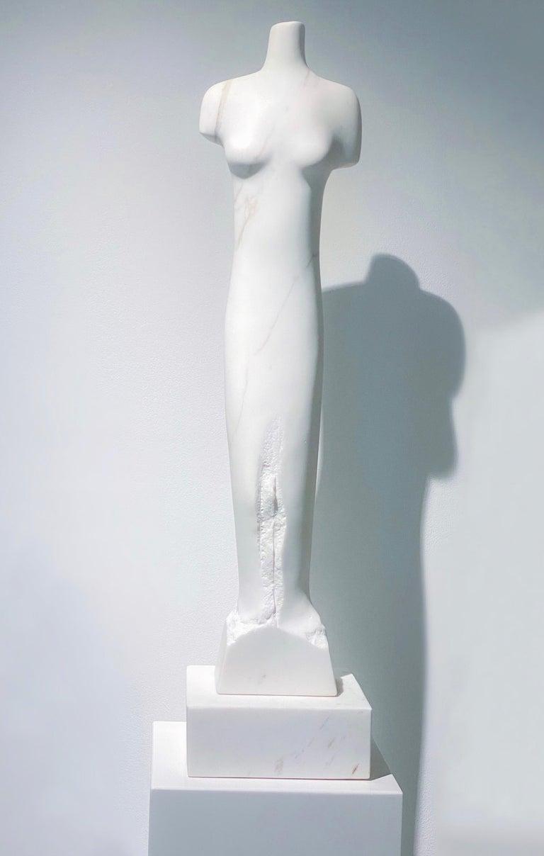 Claire McArdle Figurative Sculpture - Estella
