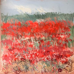 Poppies by the Dunes