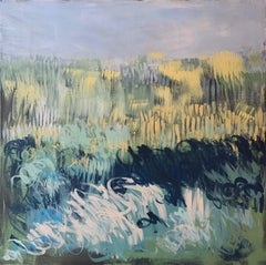 Reed Beds Before the Rain