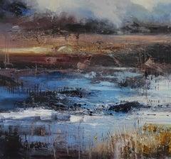 Claire Wiltsher, Ancient Journey 4, Original Landscape painting