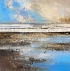 Claire Wiltsher, Winter Landscape, Landscape Art, Contemporary Painting