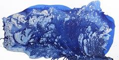 Winter Solstice - Large Energetic Original Artwork on Canvas