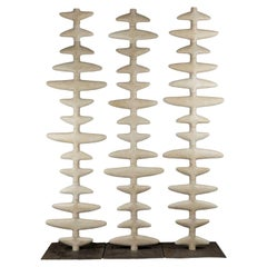 Clara Graziolino, 3 Ceramic Modern Screens, Italy 2010