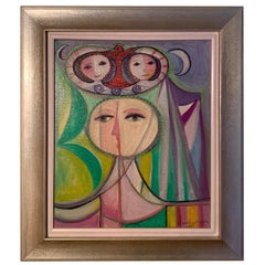 Clara Ledesma Original Painting
