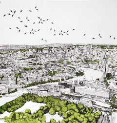 Clare Halifax, London!, Affordable Contemporary Art