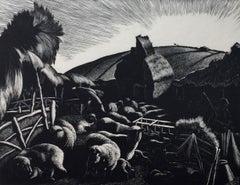 Lambing: January