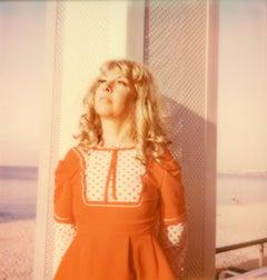 Dreams at Dawn - Contemporary, Polaroid, Photograph, Figurative, Portrait