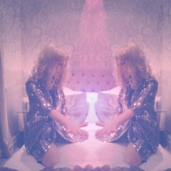Hex - Contemporary, Polaroid, Figurative, Woman, 21st Century, Psychiatry