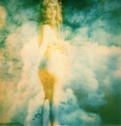 Lazuli - Contemporary, Polaroid, Photograph, Figurative