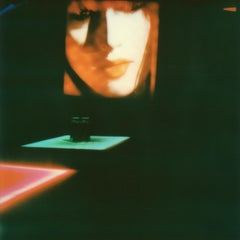 Neon Demon - Contemporary, Polaroid, Woman, 21st Century, Psychiatry
