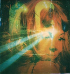 Other Side of the Eye - Contemporary, Polaroid, Photograph, Figurative, Portrait