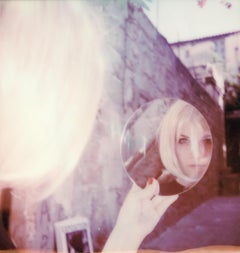 Reflections of Love - Contemporary, Polaroid, Photograph, Figurative, Portrait