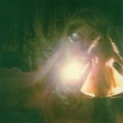 The Dreaming - Contemporary, Polaroid, Photograph, Figurative
