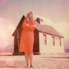 The Last Homestown - Contemporary, Polaroid, Photograph, Figurative, Portrait