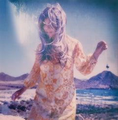The Pendant - Contemporary, Polaroid, Woman, 21st Century, Psychiatry