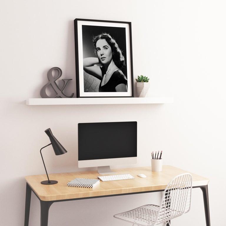 Elizabeth Taylor Movie Star News Fine Art Print For Sale 2