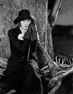 "Greta Garbo ""Love"" Publicity Still Globe Photos Fine Art Print"